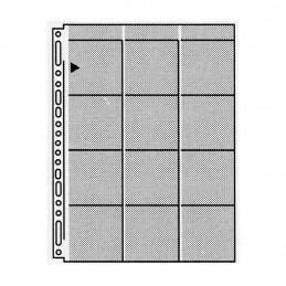 Fogli portadiapositive 6x6 Confez. 10 fogli