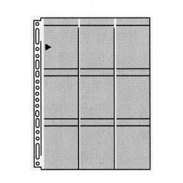Fogli portadiapositive 6x7 Confez. 10 fogli