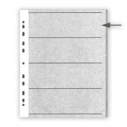 Fogli in pergamino per pellicole 120 - Confez. 25 fogli