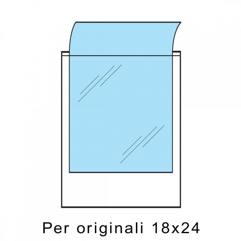 Busta PRINT PROTECTOR 18x24 Confezione 100 pz. (Svar)