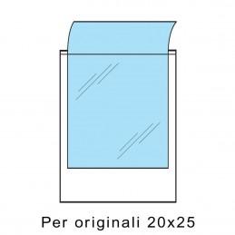 Busta PRINT PROTECTOR 20x25 Confezione 100 pz. (Svar)