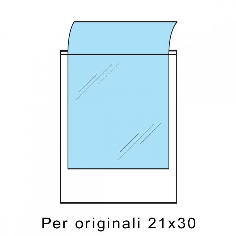 Busta PRINT PROTECTOR 21x30 Confezione 100 pz. (Svar)