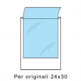 Busta PRINT PROTECTOR 24x30 Confezione 100 pz. (Svar)