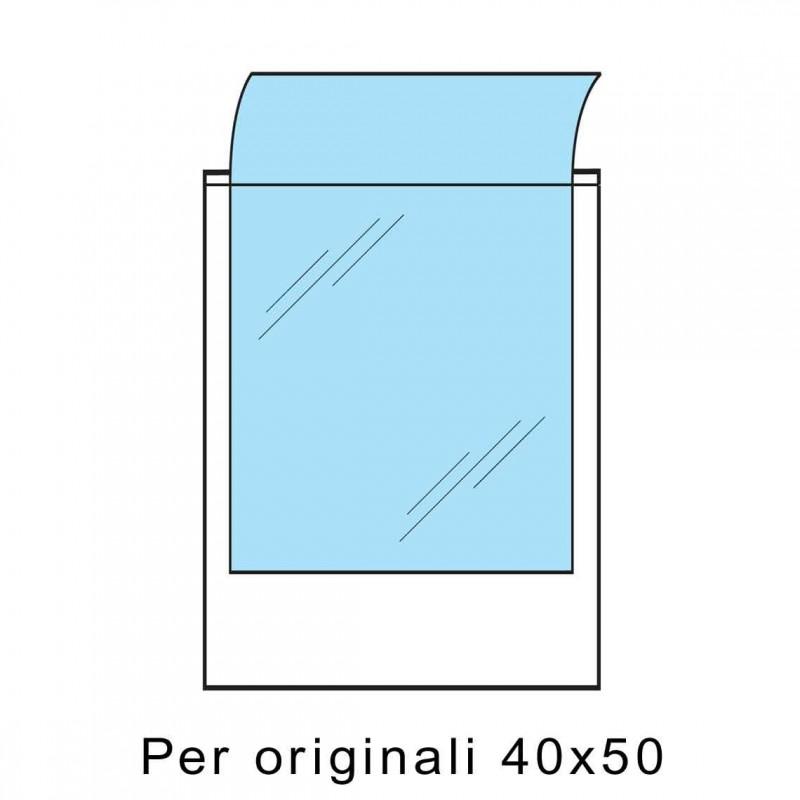 Busta PRINT PROTECTOR 40x50 Confezione 100 pz. (Svar)