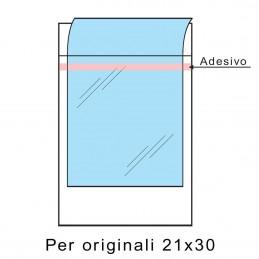 Busta ART PROTECTOR 21x30 Confezione 25 pz. (Svar)