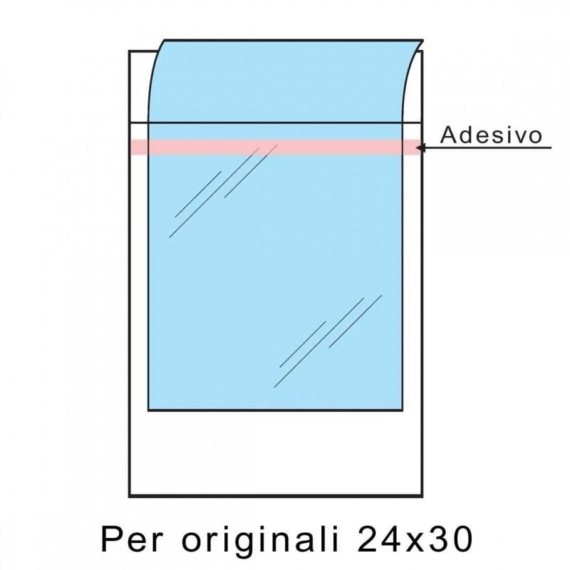 Busta ART PROTECTOR 24x30 Confezione 25 pz. (Svar)