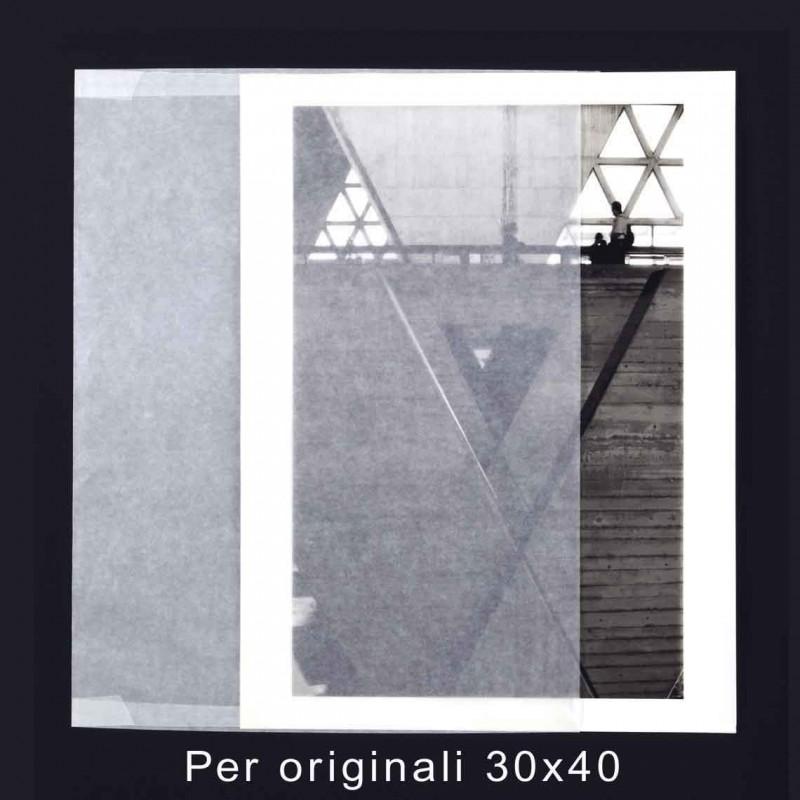 Buste in pergamino formato 30x40 - Confez. 100 pz.
