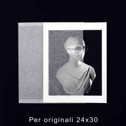 Buste in pergamino formato 24x30 - Confez. 100 pz.