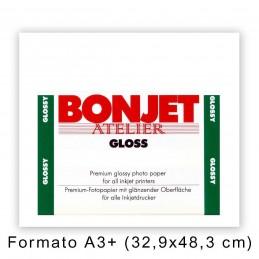 BONJET Atelier formato A3+ Gloss (lucida) 30 fogli.