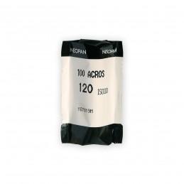 FUJI ACROS 100 120