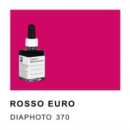 DIAPHOTO COLORE ROSSO EURO Contenuto 30 ml.