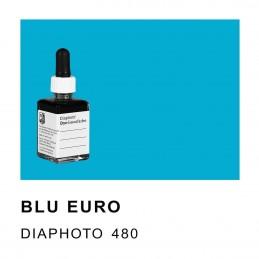 DIAPHOTO COLORE BLU EURO Contenuto 30 ml.