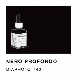 DIAPHOTO COLORE NERO PROFONDO (SCURO) Contenuto 30 ml.