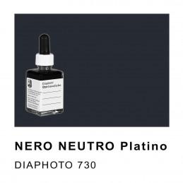 DIAPHOTO COLORE NERO NEUTRO (PLATINO) Contenuto 30 ml.