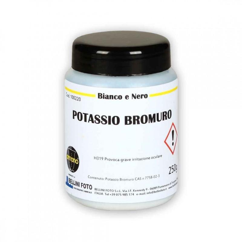 POTASSIO BROMURO 250 gr.