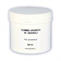 GOMMA ARABICA in granuli 250 gr.