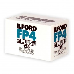 ILFORD FP4 PLUS 135 da 24 pose