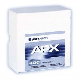 AGFAPAN APX400 BOBINA 135x30,5 m