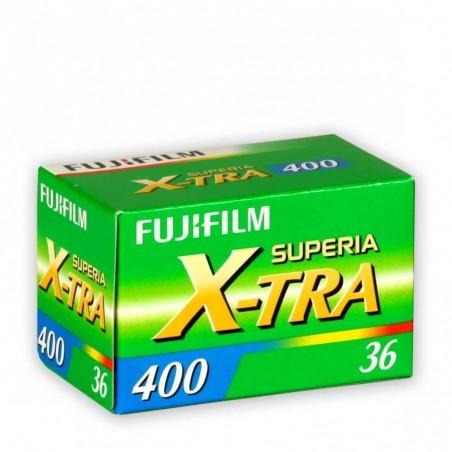 FUJI SUPERIA X-TRA 400 135/36