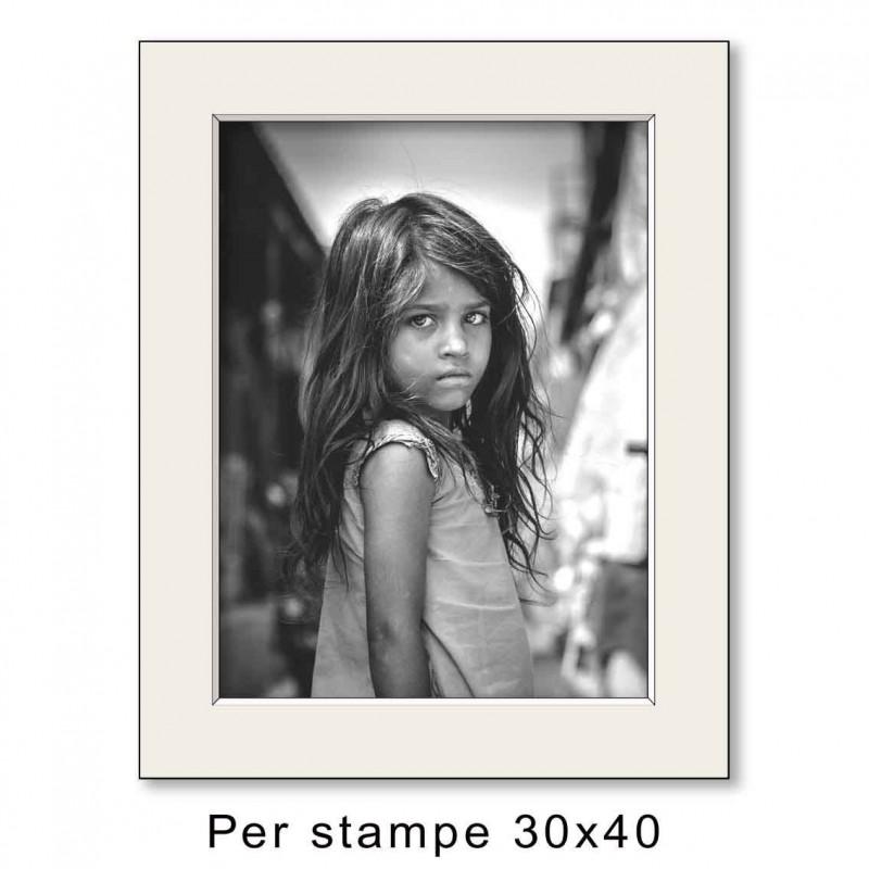 Passep. 40x50 per stampe 30x40 (sp. 1,3 mm)