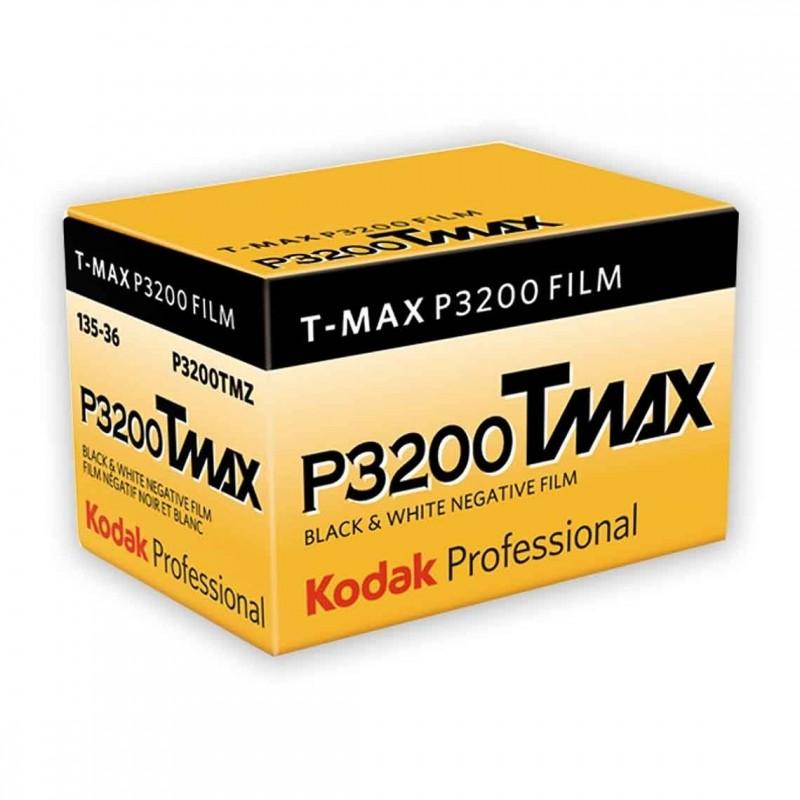 KODAK TMAX 3200 135 da 36 pose
