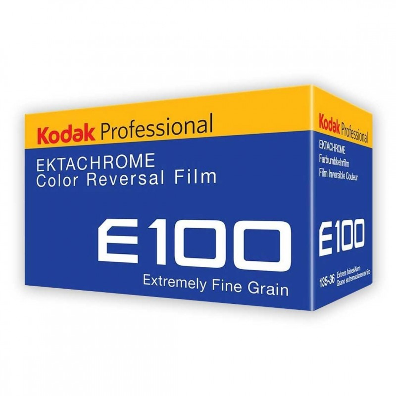 KODAK EKTACHROME E100 - 135 da 36 pose