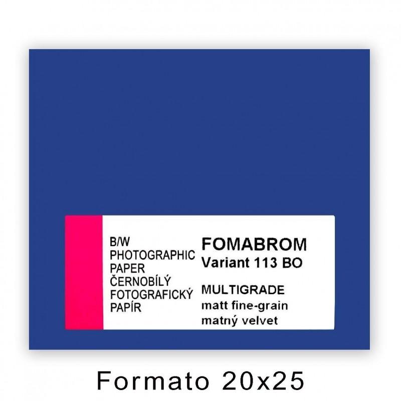 "FOMABROM VARIANT 113 BO 8x10"" matt fine-grain"