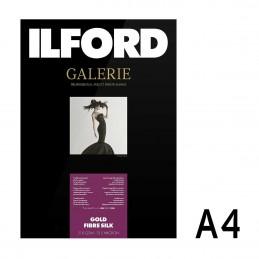 Galerie Prestige Gold Fibre Silk A4 da 25 fogli