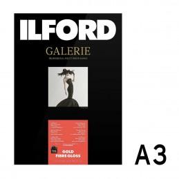 Galerie Gold Fibre Gloss A3 da 25 fogli