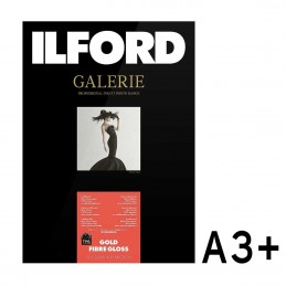 Galerie Gold Fibre Gloss A3+ da 25 fogli