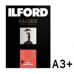 Galerie Prestige Gold Fibre Gloss A3+ da 25 fogli