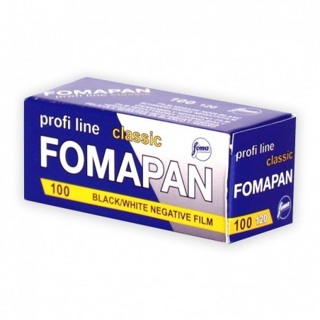 FOMAPAN 100 Classic 120