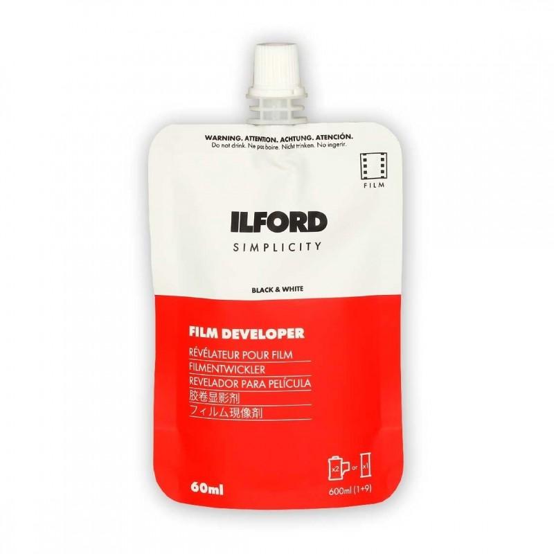 ILFORD SIMPLICITY Sviluppo negativo BN Monouso 60 ml