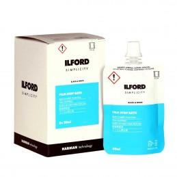 ILFORD SIMPLICITY bagno arresto per negativo BN Monouso 5x30 ml