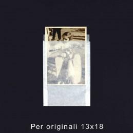 Buste in pergamino formato 13x18 - Confez. 100 pz.