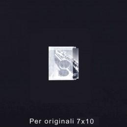 Buste in pergamino formato 7x10 - Confez. 100 pz.