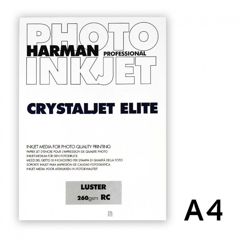 CRYSTALJET ELITE A4 Lustre (perla) 25 fogli
