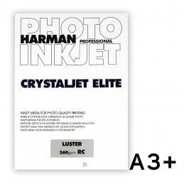 CRYSTALJET ELITE A3+ Luster (satinata) 25 fogli