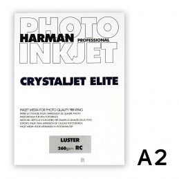 CRYSTALJET ELITE A2 Luster (satinata) 25 fogli