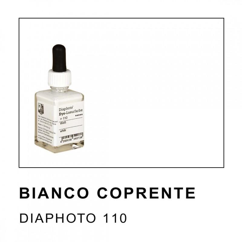 DIAPHOTO COLORE BIANCO Contenuto 30 ml.