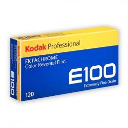 KODAK EKTACHROME E100 - 120 Conf. 5 rulli