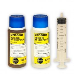 ORNANO NUCLEOL BF200 Confezione 100+100 ml
