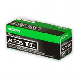 FUJI NEOPAN ACROS 100 II - Rullo 120