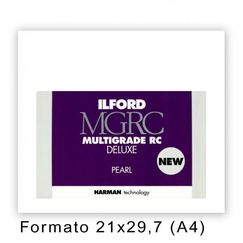 ILFORD MG IV RC 21x29,7/100 44M Perla