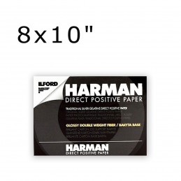 HARMAN DIRECT POSITIVE FB 20,16x25,28 cm 25 fogli 1K Lucida