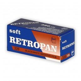 FOMA RETROPAN 320 formato 120