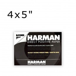 HARMAN DIRECT POSITIVE FB 9,96x12,5 cm 25 fogli 1K Lucida