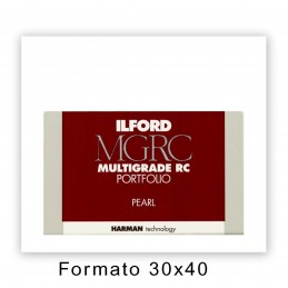 ILFORD MG IV RC PORTFOLIO 30,5x40,6/50 44K Perla 10-10