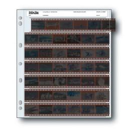 Printfile - Fogli archiviazione per pellicole 135 - Confez. 100 fogli