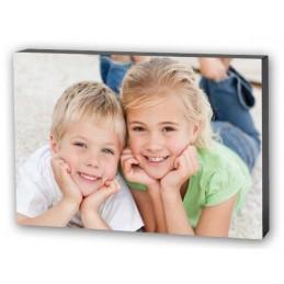 Pannello PHOTO ART 30x45 bordo colore Nero